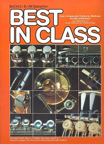 Best in Class 2: für Altsaxophon