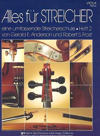 Alles für Streicher Band 2: für Streichorchester