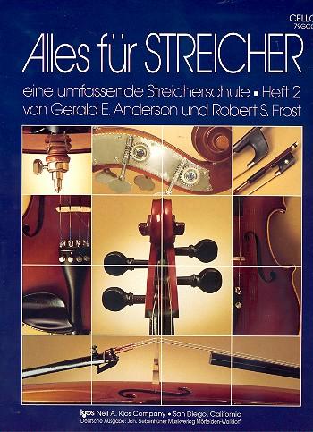 Anderson, Gerald E. - Alles für Streicher Band 2 : für Streichorchester