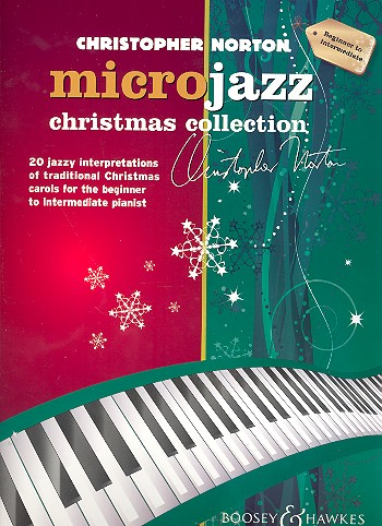 Microjazz Christmas Collection Beginner to intermediate: for piano