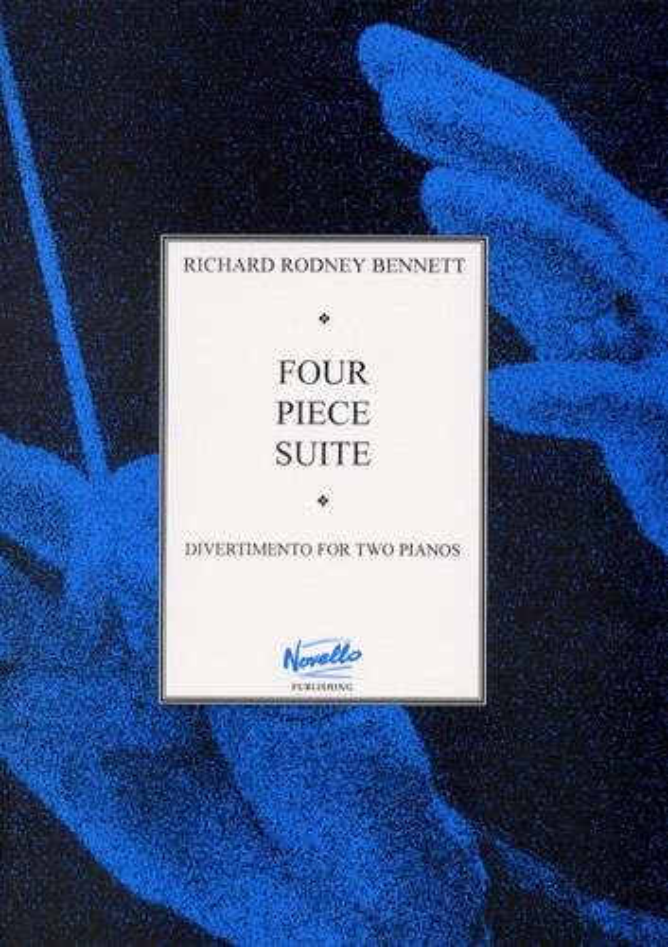 Bennett, Richard Rodney - Four piece suite : Divertimento
