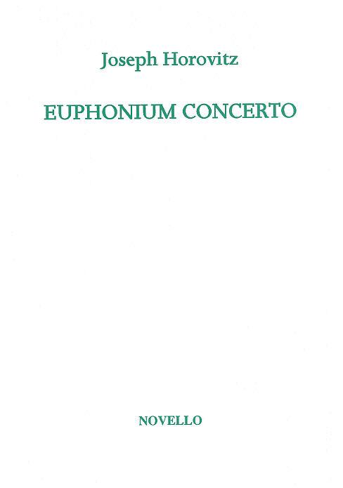 Concerto: for euphonium (b flat and c, also suitable for bassoon) and piano