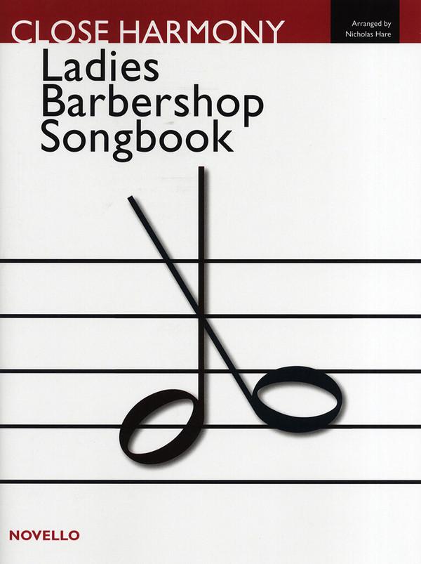 - Ladies Barbershop Songbook :
