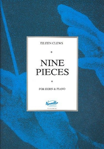 9 Pieces: for Horn and Piano