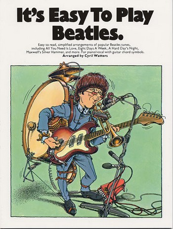 Watters, Cyril - It's easy to play Beatles :