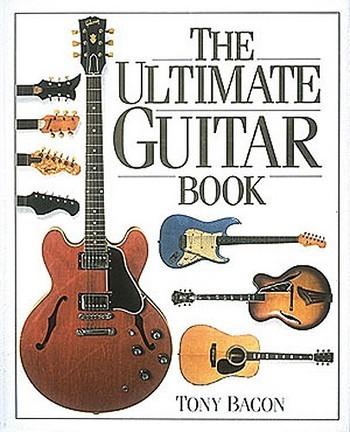 THE ULTIMATE GUITAR BOOK (EN, GEB) DAY, PAUL, KOAUTOR