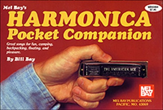 Harmonica Pocket Companion: great songs for fun, camping, backpacking,