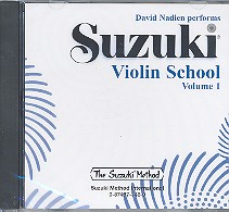 - Suzuki Violin School vol.1 : CD
