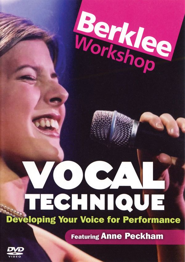 Peckham, Anne - Vocal Technique : DVD-Video