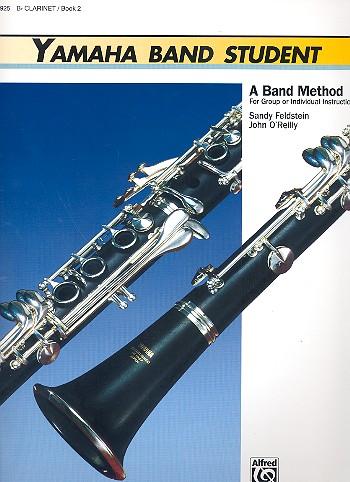 Yamaha Band Student vol.2: for concert band
