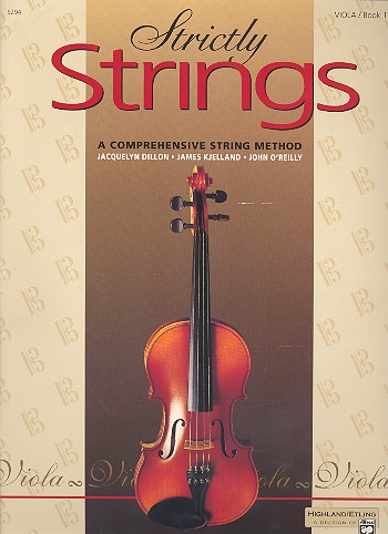 Strictly Strings vol.1: for viola (en)