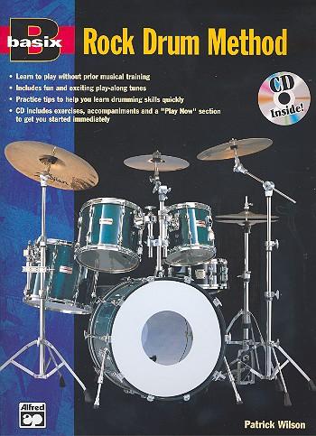 Basix Rock Drum Method (+CD) (en)