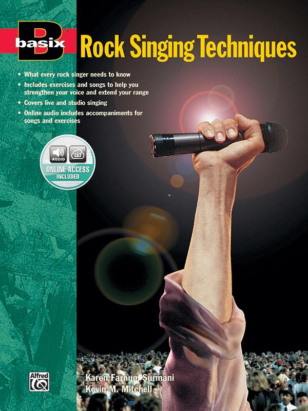 Basix Rock Singing Techniques (+CD)