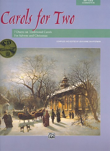 - Carols for two (+CD) :