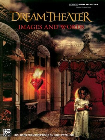 Images and Words: guitar-tab ed. dream-theater