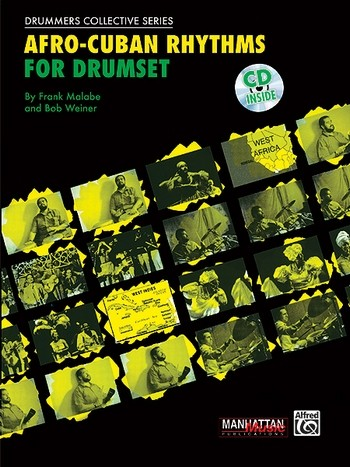 Afro-Cuban Rhythms (+CD): for drumset