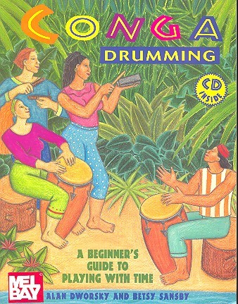 CONGA DRUMMING (+CD): BEGINNER\