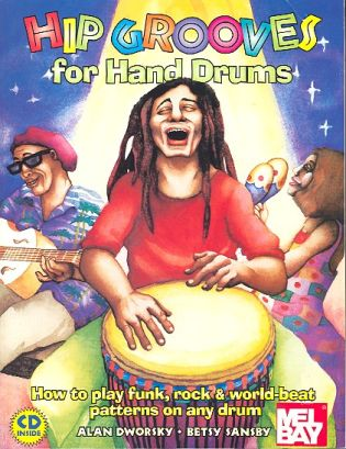 Hip Grooves (+CD): for hand drummers