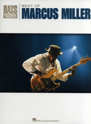 Best of Markus Miller songbook bass/tab