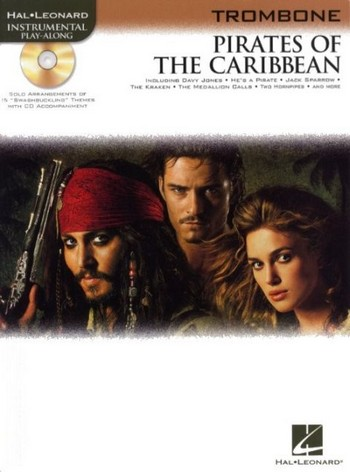 - Pirates of the Caribbean (+Online Audio Access) :