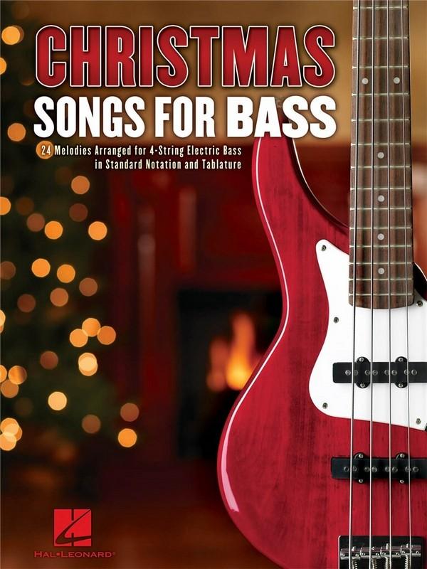 Christmas Songs: for Bass