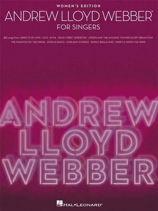 Andrew Lloyd Webber for Singers - Women\