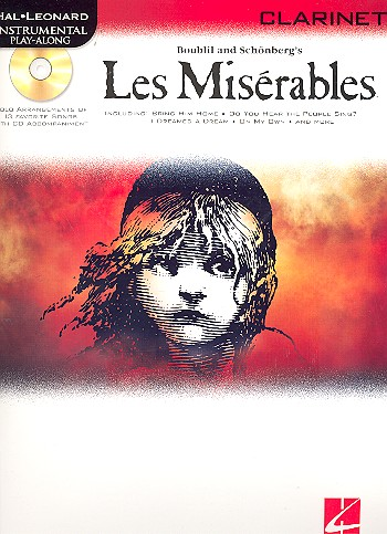 Les Miserables (+Audio-Access): for clarinet