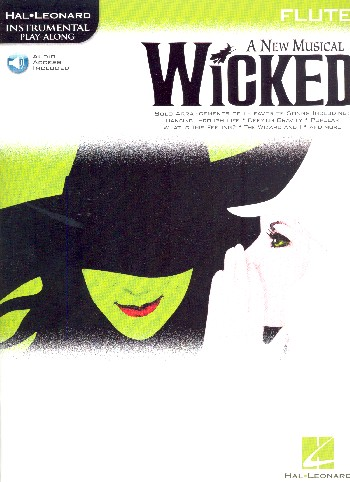 Wicked (+Audio Access): for flute