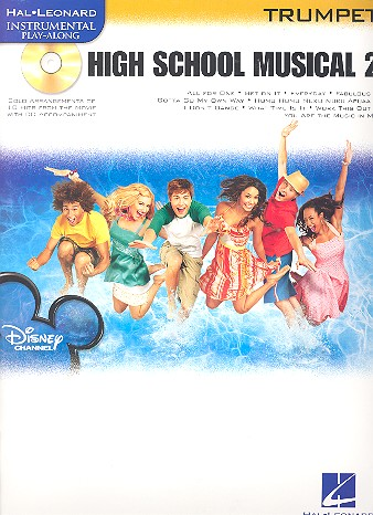 High School Musical vol.2 (+CD): for trumpet