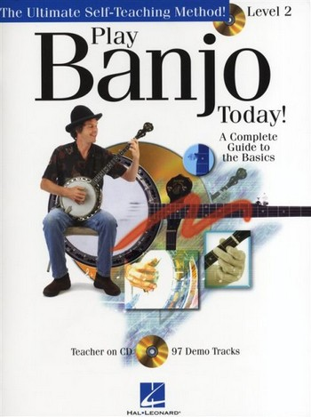 Play Banjo today Level 2 (+CD)