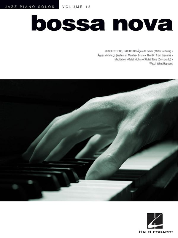 Bossa Nova: for piano (with chords)