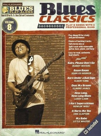 Blues Classics (+CD): for Bb, Eb, C and bass clef instruments