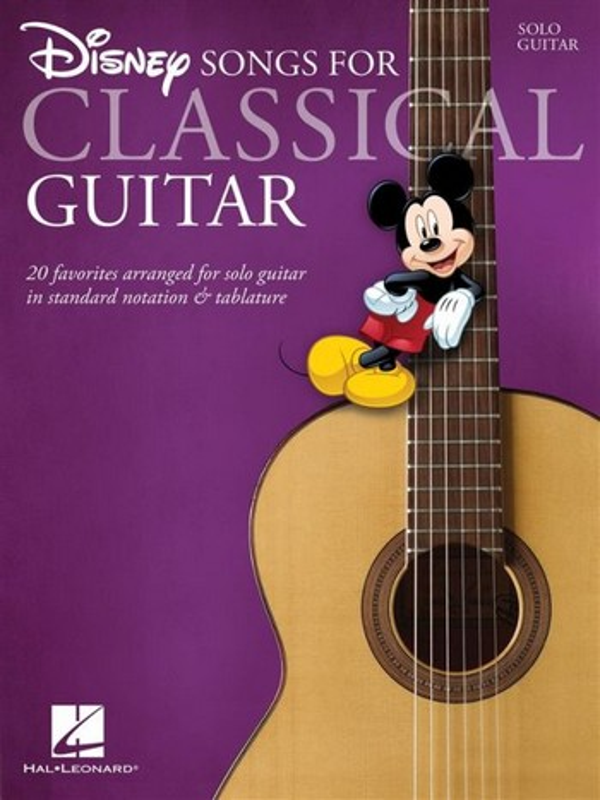 Disney Songs: for guitar/tab