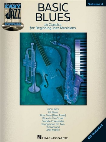 Basic Blues (+CD): for C, B, Eb and bass clef instruments