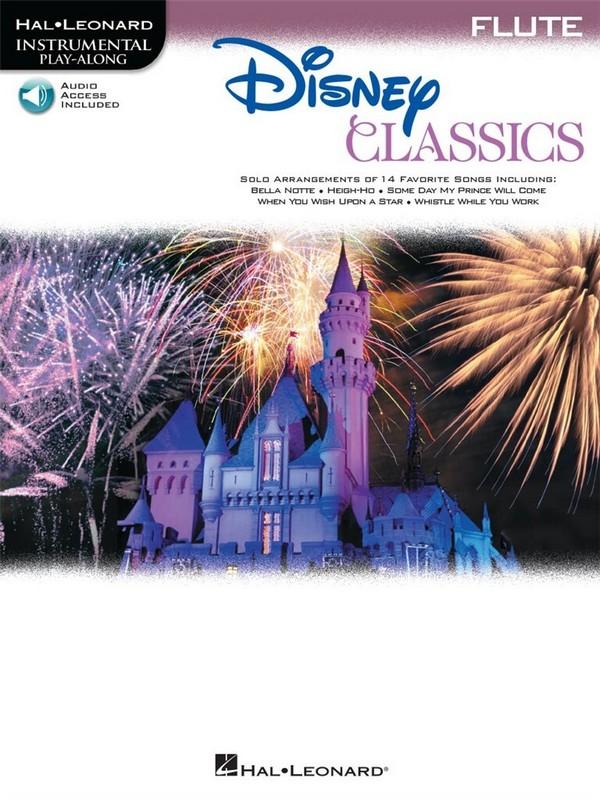 Disney Classics (+CD): for flute