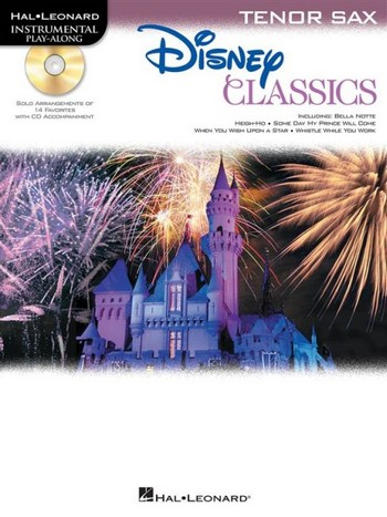 Disney Classics (+CD): for tenor saxophone