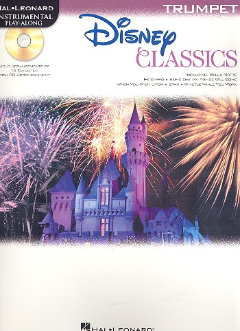 Disney Classics (+CD): for trumpet