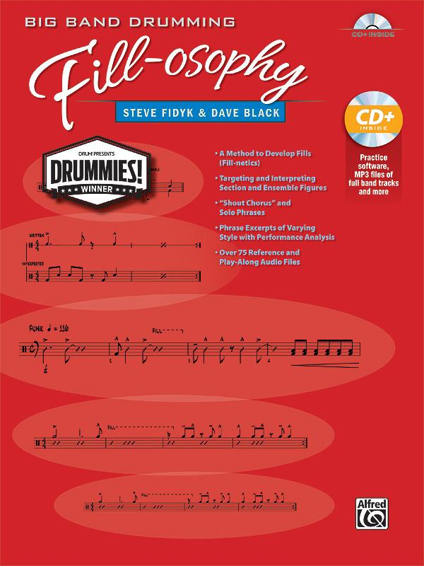 Big Band Drumming - Fill-osophy (+MP3-CD): for drum set