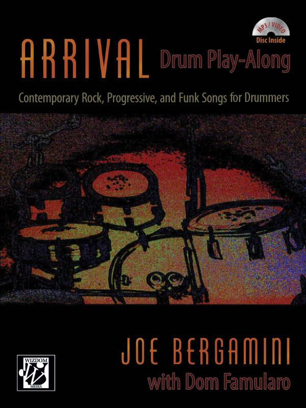 Arrival (+MP3-CD): for drum set