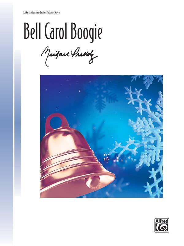 Bell Carols Boogie: for piano