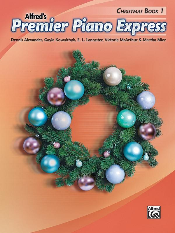 Premier Piano Express - Christmas vol.1 : - Vollanzeige.