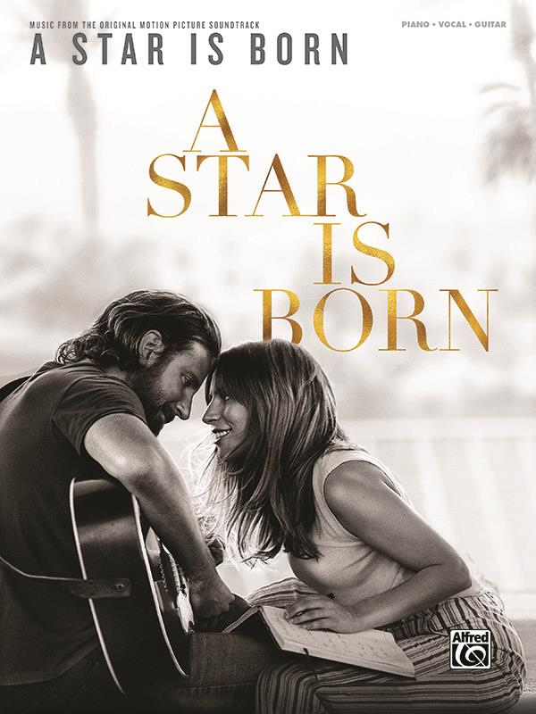 A Star is born (Film) songbook piano/vocal/guitar