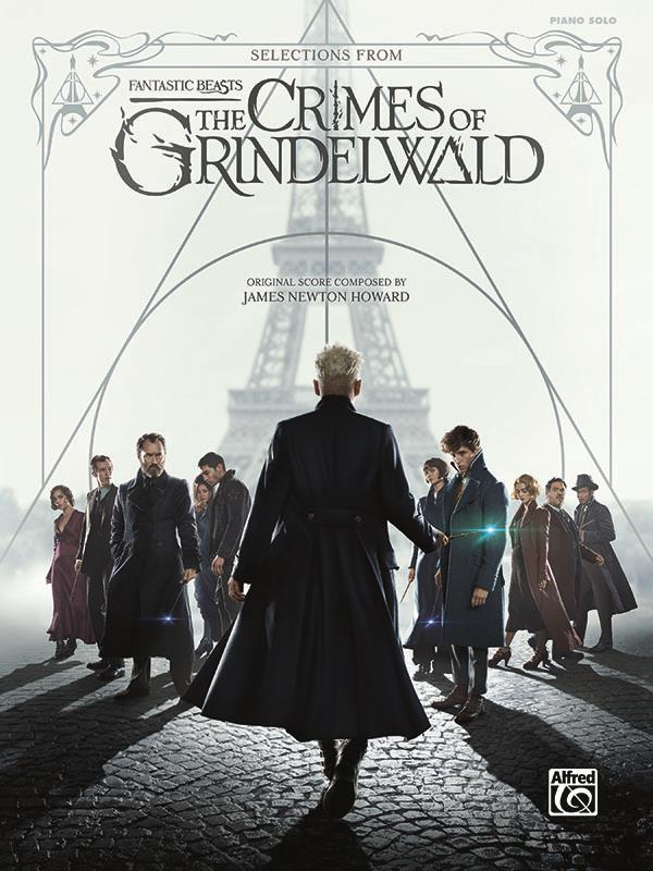 Newton Howard, James - The Crimes of Grindelwald (Selections) :