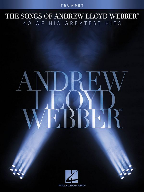 HL00102650 The Songs of Andrew Lloyd Webber: for trumpet