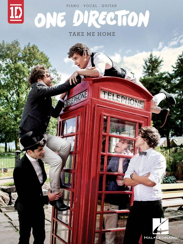- One Direction : Take me Home