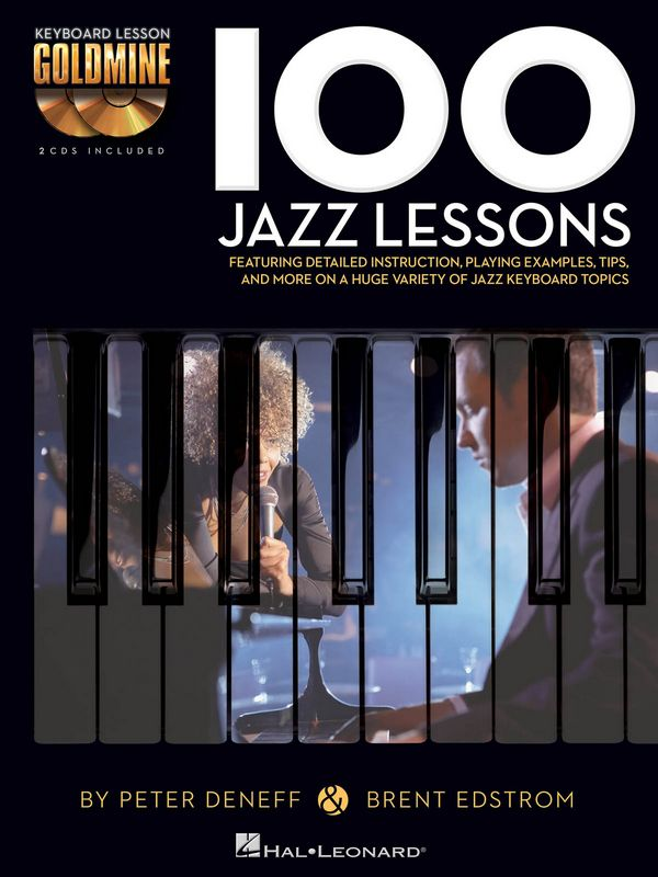100 Jazz Lessons (+2 CD\