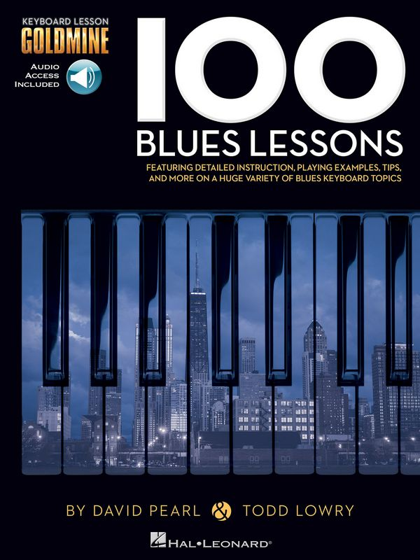 100 Blues Lessons (+2 CD\