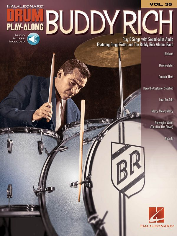 Buddy Rich (+Online Audio Access): for drum set