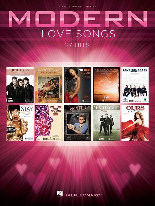 - Modern Love Songs