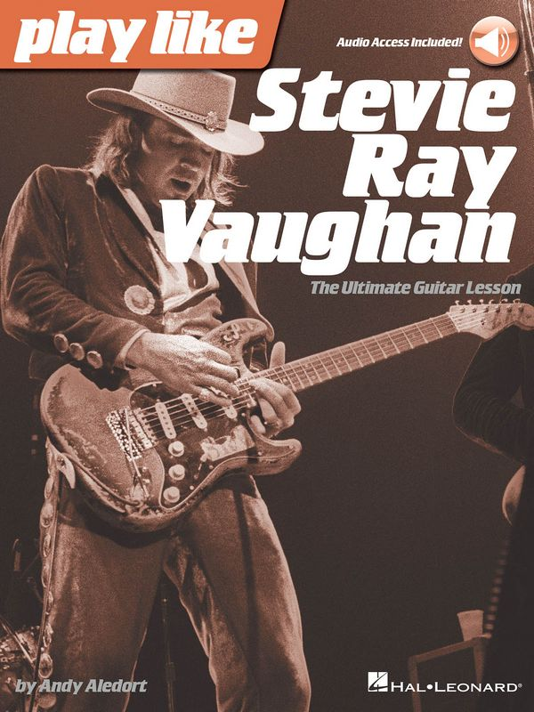 Play like Stevie Ray Vaughan (+Audio Access): songbook vocal/guitar/tab